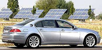 BMW Hydrogen 7 Limousine