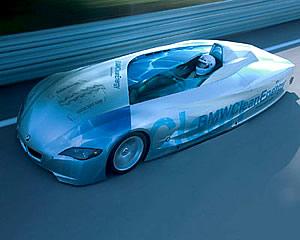 BMW H2R Waserstoff-Renner