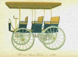 Elektromobil Electric Wagon