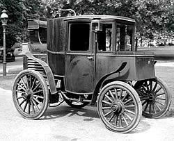 Elektromobil Riker Electric von 1900