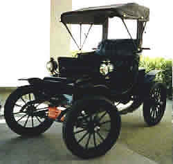 Elektromobil Baker von 1904