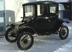 Elektro Autos Milburn von 1915
