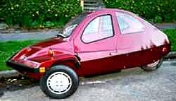 Elektromobil Free-Way hybrid auto elektro