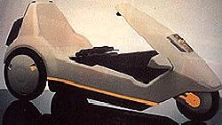 Elektromobil Sinclair C 5