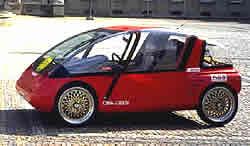 Elektromobil Horlacher Sport 1