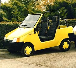 Elektromobil Puli