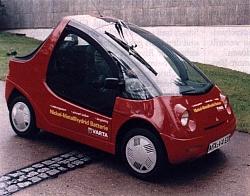 Elektromobil Hotzenblitz 2000