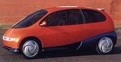 Elektromobil Twin
