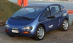 Elektromobil Blue Angel von Horlacher