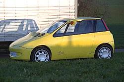 Elektromobil Consequento California von Horlacher Auto