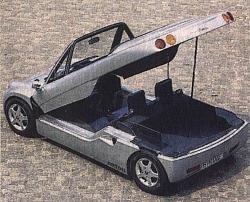 Elektromobil Birdie