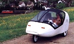 Pedal-Elektromobil TWIKE