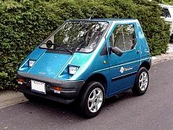 Elektromobil El-Jet 4