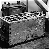 Alte Varta-Batterien