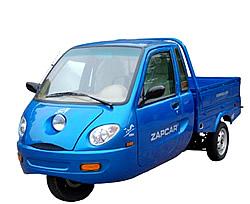 Elektro-Kleintransporter
