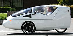 Pedal-Elektromobil Zap e-pod