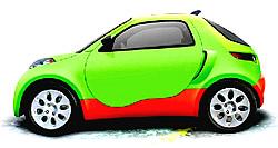 Elektromobil 828 E