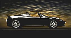 Elektromobil-Renner Tesla Roadster