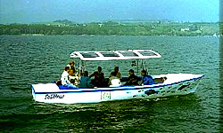 Solarboot Solifleur
