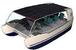 Solares Wassertaxi