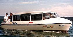 Solarboot Aquabus 850 T