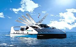 Solarschiff Solar Sailor
