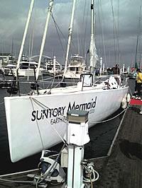 Solaryacht SUNTORY Mermaid
