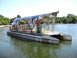 Solarschiff RA 46