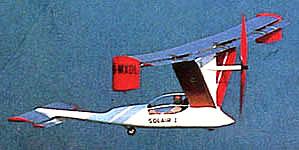 Solarflugzeug Solair 1
