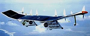 Unbemanntes Solarflugzeug Pathfinder