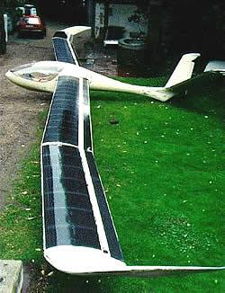 Solarflugzeug Solair 2