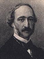 Portrait von Alexandre Edmond Becquerel