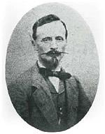 Portrait von A. Mouchot
