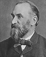 Portrait von William Grylls Adams