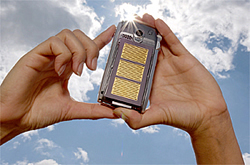 Fraunhofer Solarhandy