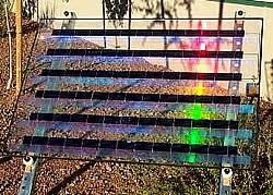 Hologramm-Zelle