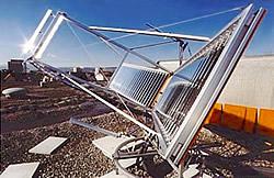Heliofol II Solarkonzentrator