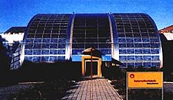 Shell Solarzellenfabrik