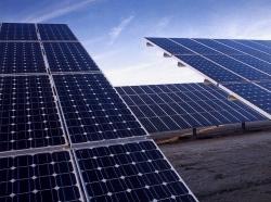 Toledo-Solaranlage