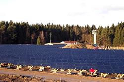 Solarpark Hemau