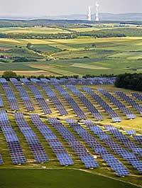 Solarpark Gut Erlasee