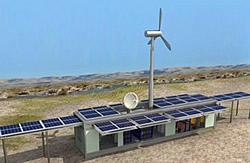 Ecos LifeLink Hybridanlage