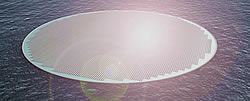 Modell der Solarinsel des CSEM