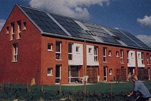 Solardächer in Hamburg-Bramfeld