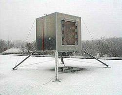Solarkühlung von Rensselaer