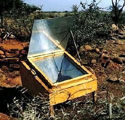 Solare Kochkiste