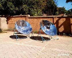 Segmente-Solarkocher