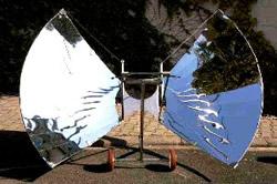 Papillon-Solarkocher