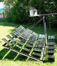 Vesta Solarkocher