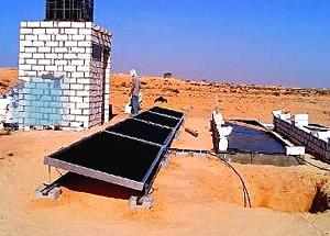 Rosendahl-Solarentsalzung in Ägypten
